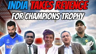 India takes Revenge for Champions Trophy | Ft. Ajay Jadeja