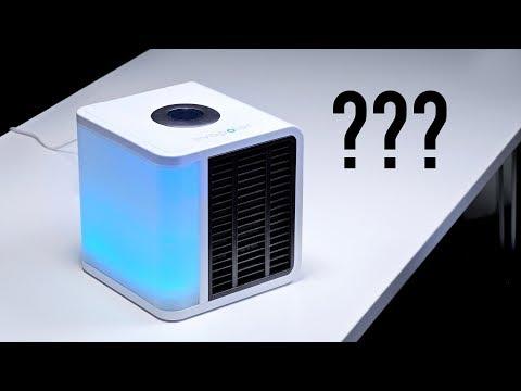 這是可以隨身攜帶的冷氣機?! (中文字幕)