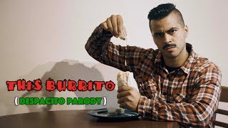 THIS BURRITO (Despacito Parody) - David Lopez