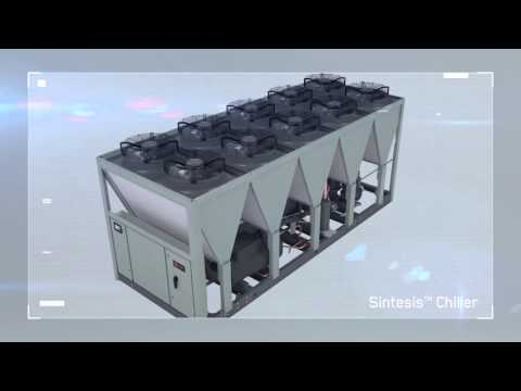 Trane® Sintesis™ Air Cooled Chiller