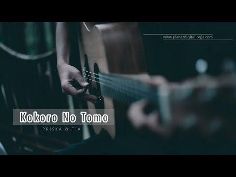 KERONCONG - KOKORO NO TOMO Cover By PRISKA & TIA LIVE PERFORM AT HUTAN PINUS SARI FESTISAKA