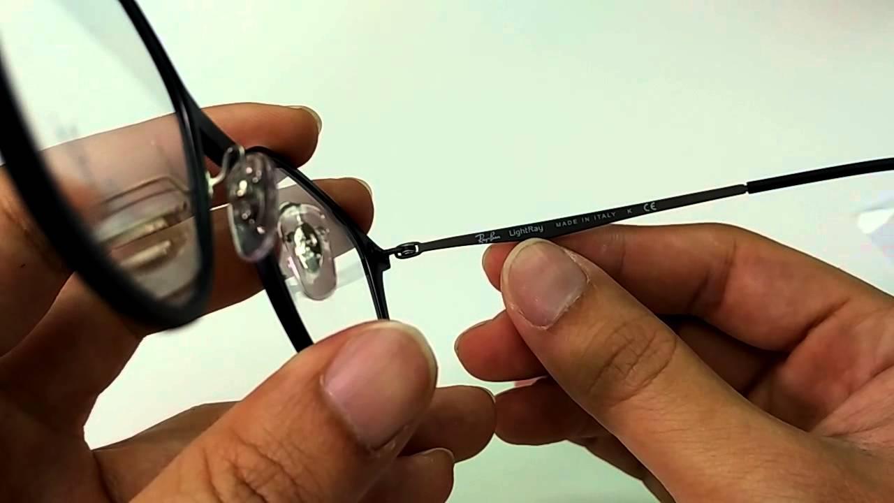 ray ban 7051  [專業眼鏡推介] rayban 配光近視架rb7051