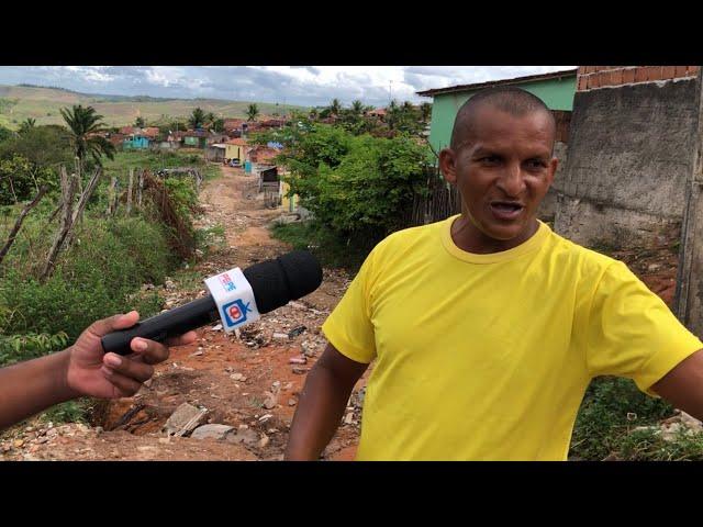 MORADOR DO FRANCISCO CORDEIRO EM ITAMBÉ, COBRA SANEAMENTO BÁSICO E INFRAESTRUTURA