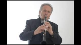 W.A.Mozart: Koncert za klarinet, Branko Ovčarić i Simfonijski orkestar HRT