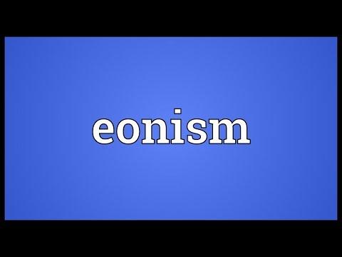 Header of Eonism