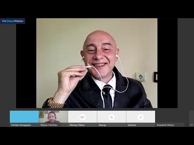 Разговор с проф. Краси Петров за следкризисната икономика - част 1