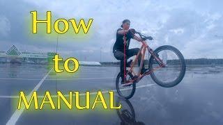 Как научиться делать мэнуал Или как ездить на заднем колесе???(Если ты снимаешь видео на ютуб, то тебе пора зарабатывать на этом. Вот моя партнёрка: https://youpartnerwsp.com/join?103106..., 2016-09-04T22:24:05.000Z)