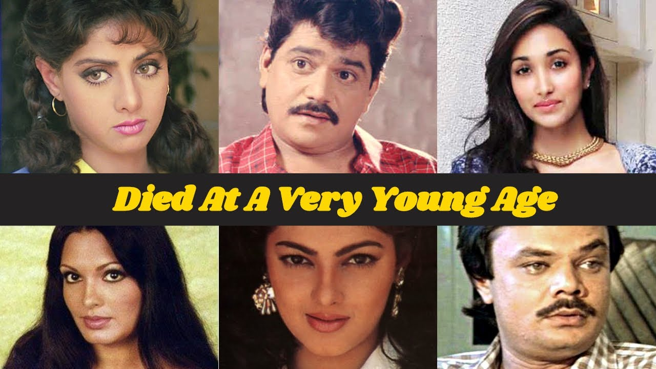 Download Popular Bollywood Stars Who D!ed at a very Young Age