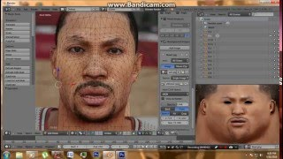 Basic Tutorial Cloning and editing Cyberface in nba 2k part1