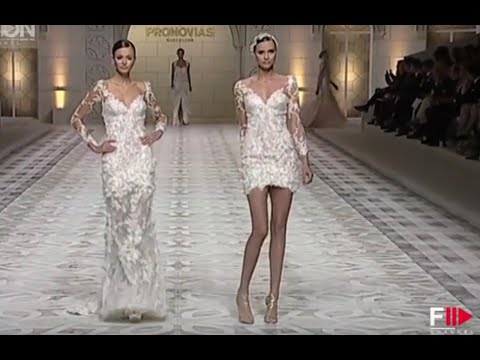 PRONOVIAS 50 years Anniversary feat. Karolina Kurkova Full  2015 Bridal Collection
