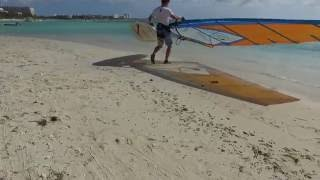 Windsurfing and Kitesurfing at Fisherman's Hu...