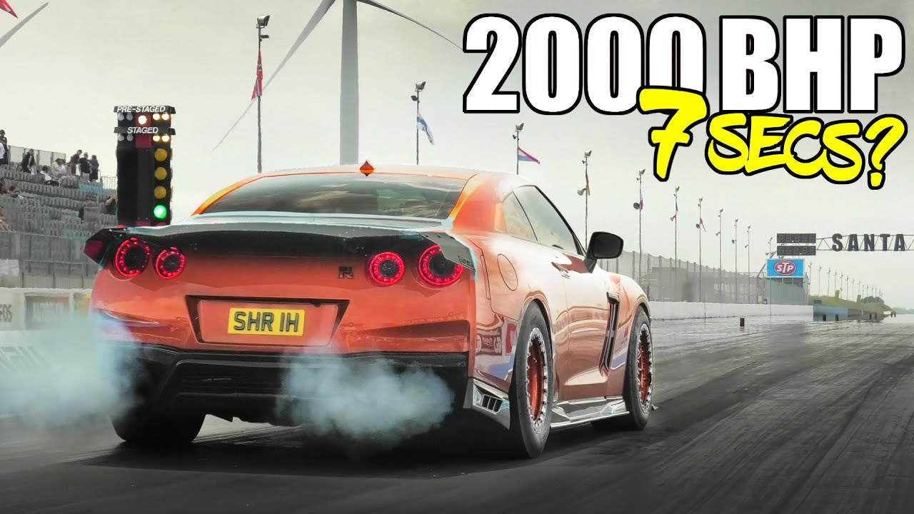 The UK's FASTEST Nissan GT-Rs BATTLE FOR THE WIN!