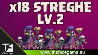 SOLO STREGHE Livello 2 --Clash of Clans ITA--