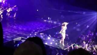 VIP Roseland Ballroom  August 18 2011 - Beyonce - I was Here