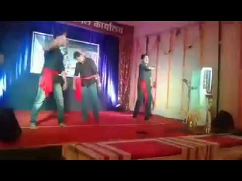Rockaankuthu Stage Dance -  Premam