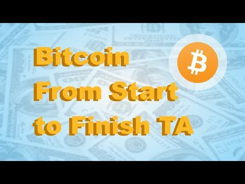 From Start to Finish Technical Analysis on Bitcoin