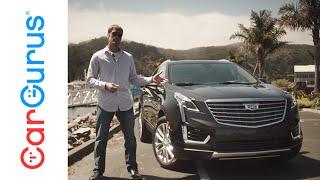Cadillac XT5 2017 Videos