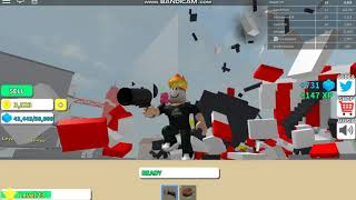 Roblox destruction simulátor LvL24/25 + codes