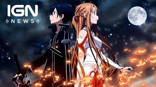 Sword Art Online: Lost Song Is Coming to the Americas - IGN News
