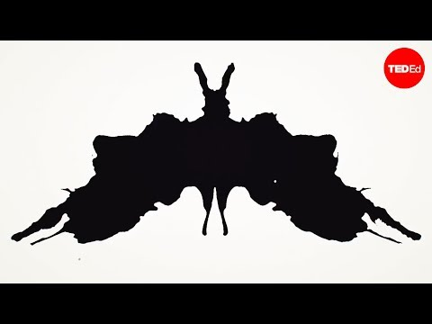 Video image: How does the Rorschach inkblot test work? - Damion Searls