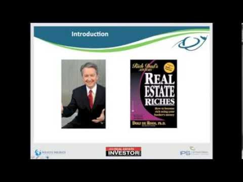 Dr Dolf de Roos | Scott Picken | Real Estate Riches | Real Estate & Partnering | IPS