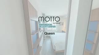 The Queen | Motto by Hilton Washington DC City Center