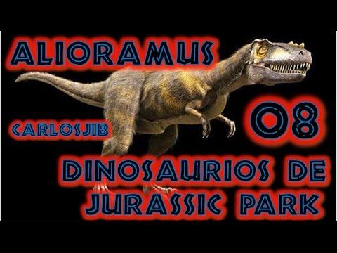 Curiosidades y Datos Alioramus Dinosaurios de Jurassic Park