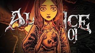 Alice Madness Returns (PL) #1 - Czekając na Alice Asylum (Gameplay PL / Zagrajmy w)