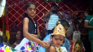 Rukshamni vivah in Purushotam maas 12072015  14