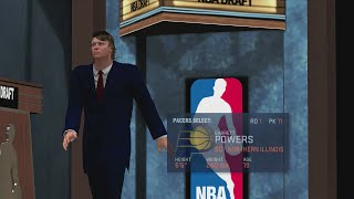 NBA 2K16 MYCAREER XBOX Rookie Showcase and Draft Ep. 1