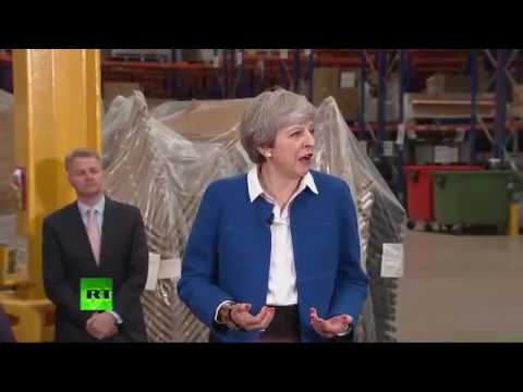 May answers questions at #GE2017 Q&A event