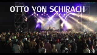 Otto Von Schirach - THE BLOB - LIVE @ DOUR FESTIVAL 2013 (ZERO4)