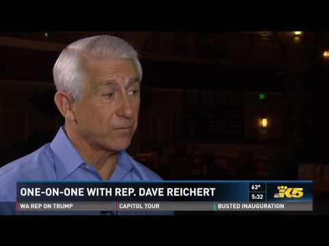 King 5 News Interviews Reichert about Priorities in the New Congress