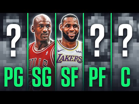 Who's The GOAT At Every Position?
