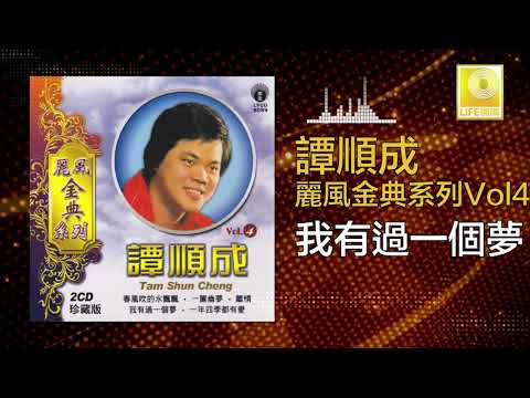 譚順成 Tam Soon Chern - 我有過一個夢 Wo You Guo Yi Ge Meng (Original Music Audio)