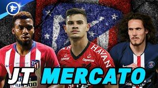 L'Atlético passe aux choses sérieuses | Journal du Mercato