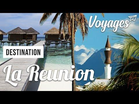 Au delà des voyages - La Réunion, entre ciel et mer