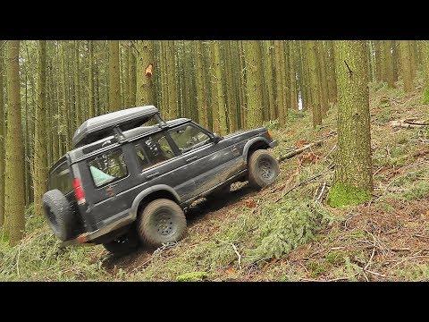 #40/ Land Rover Adventures / 25° Steep Hill Climb