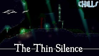 "The thin silence ep. 4 ""facing the past?!"" pc gameplay walkthrough mental health platformer puzzle"
