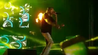 wizkhalifa live in dubai UNEDITED videoPART 10 singing SEE YOU AGAIN , BAKE SALE
