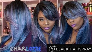 Mane Concept Synthetic Lace Front Wig - RCP781 Charlotte review | BlackHairspray.com