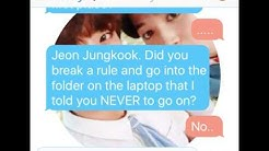 Jikook - Punishment