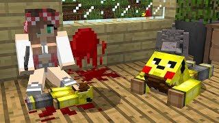 ISMETRG'NİN KARISI BEBEĞİ ÖLDÜRDÜ! 😱 - Minecraft