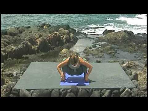 Pure Sweat Yoga Practice
