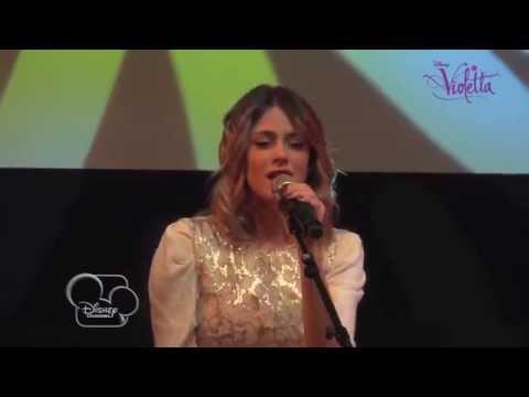 Showcase Violetta -