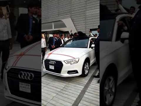Altos Mr Komal Sahu Car Achiver Audi World No 1 Company