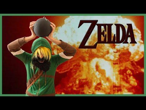 Zelda Ocarina of Time - Les invités du game