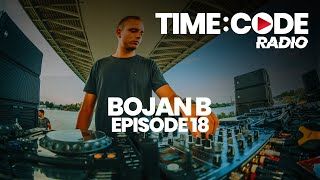 TIME:CODE Radio EP.18 with Bojan B - LIVE from Ada Bridge