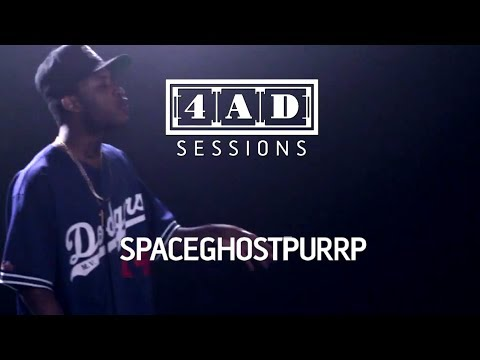 SpaceGhostPurrp - 4AD Session