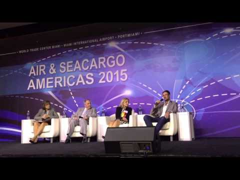2015 Air & Sea Cargo Show at Miami International Convention Center - 2